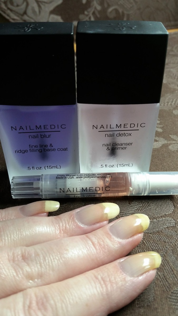 Pretty Woman Nail Medic (new reviews)